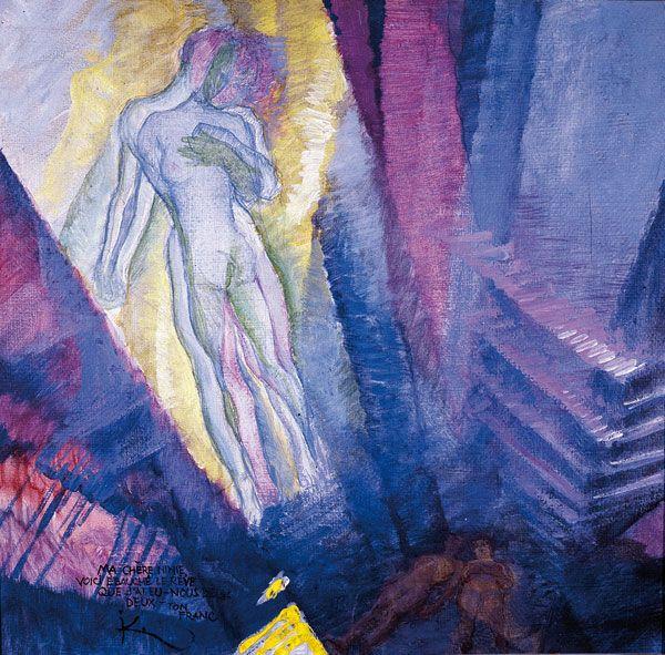 Frantisek Kupka, Le rêve