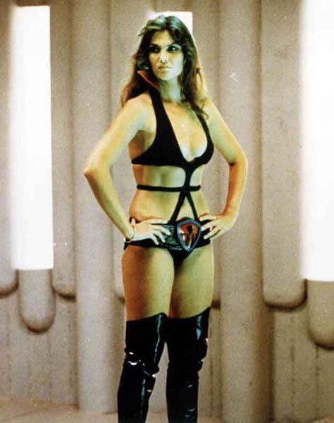Caroline Munro Star Crash Movie | Caroline Munro | STAR CRASH ...