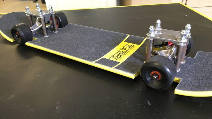 Image result for weird skateboard trucks