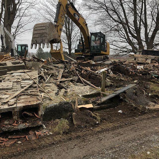 Demolition Contractors Buffalony Amherstny Williamsvilleny Demolitioncontractors Demo Wrecking Demolition Construction Group Demolition Instagram