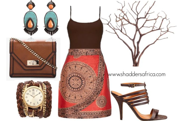 african fashion 2013 | STYLE INSPIRATION // AFRICAN PRINT FASHION SKIRTS FOR SUMMER 2013 ...