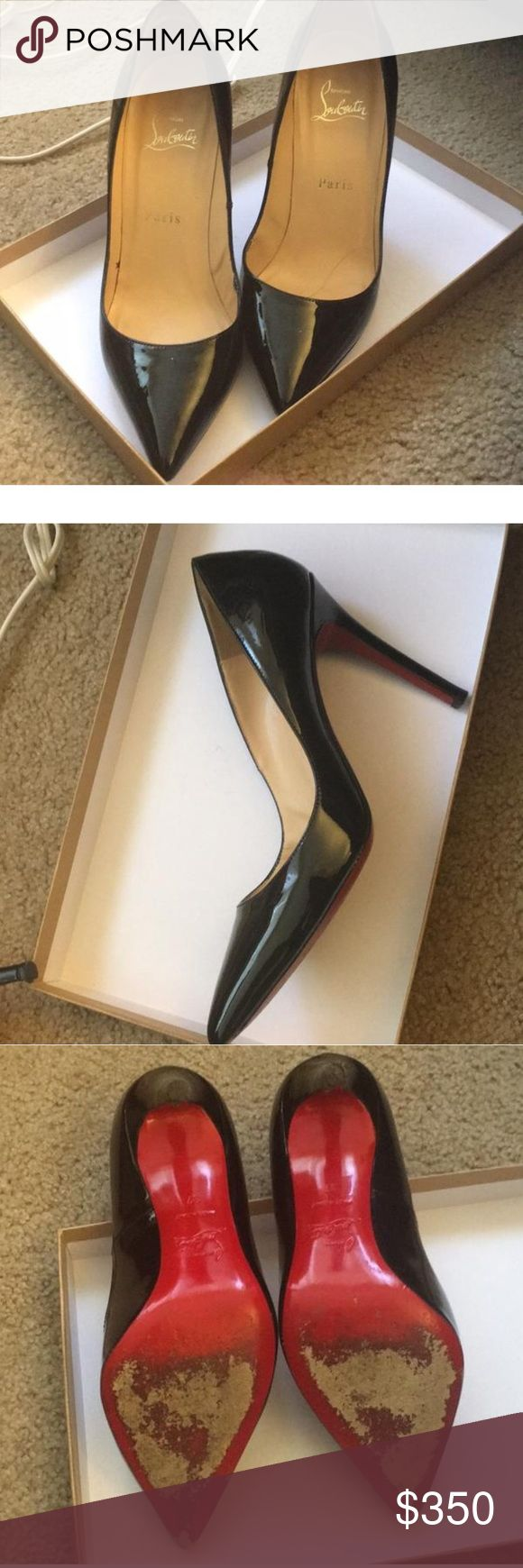 christian louboutin pigalle 100 price