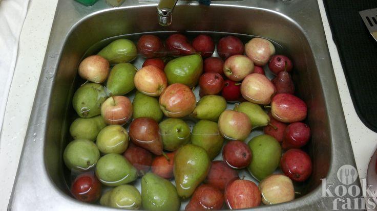Met deze simpele truc blijft je fruit veel langer houdbaar! Fruit is gezond en lekker. Het beste tussendoortje voor als je trek...