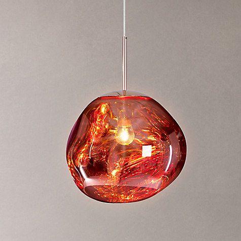 Buy Tom Dixon Melt Mini Ceiling Light Online at johnlewis.com
