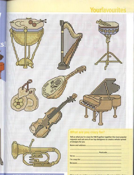 (1) Gallery.ru / Фото #12 - Cross Stitch Crazy 102 сентябрь 2007 - tymannost
