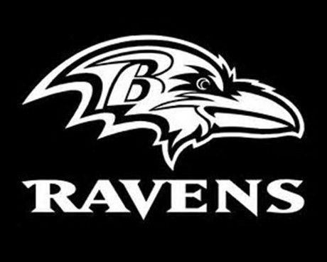 50 best sports logos images on pinterest sports logos for Ravens coloring pages