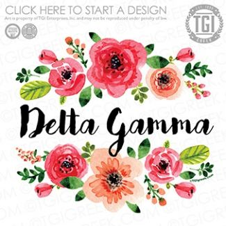 Delta Gamma | DG | ΔΓ | Delta Gamma PR | Sorority PR | Tee Shirt Swap | Sisterhood | PR Tee | TGI Greek | Greek Apparel | Custom Apparel | Sorority Tee Shirts | Sorority Tanks | Sorority T-shirts