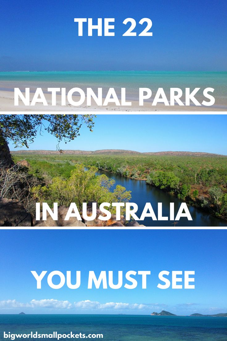 The 22 Most Incredible National Parks in Australia {Big World Small Pockets}