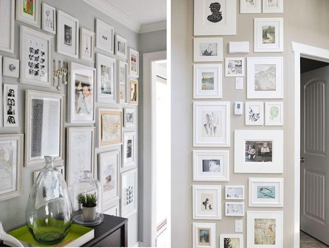 17 meilleures images propos de cadres photos sur for Apprendre a peindre un mur