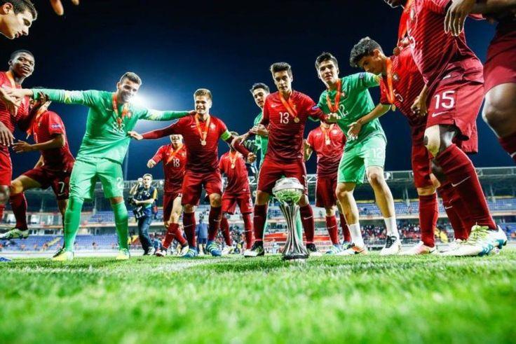 Portugal é campeão europeu de Sub-17 - PÚBLICO
