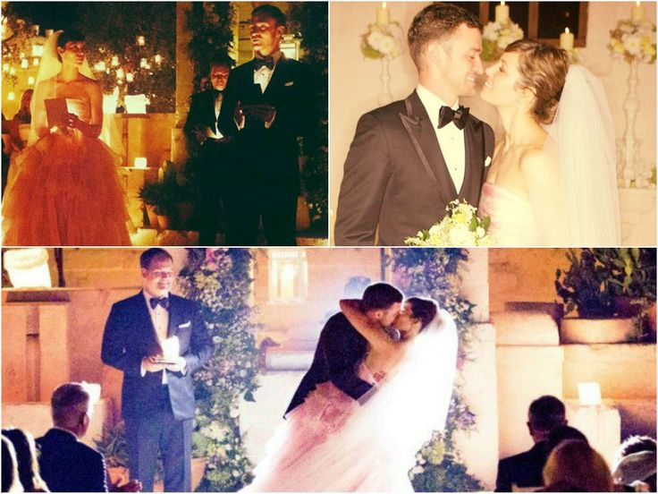 Celebrity Weddings In Italy