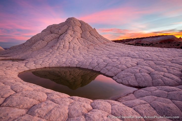 Morning at White Pocket by David Swindler on 500px