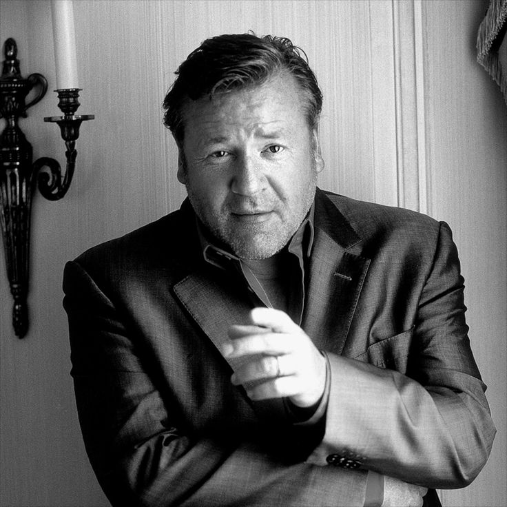 Ray Winstone - Bow Bells East End. Good looking Londoner.