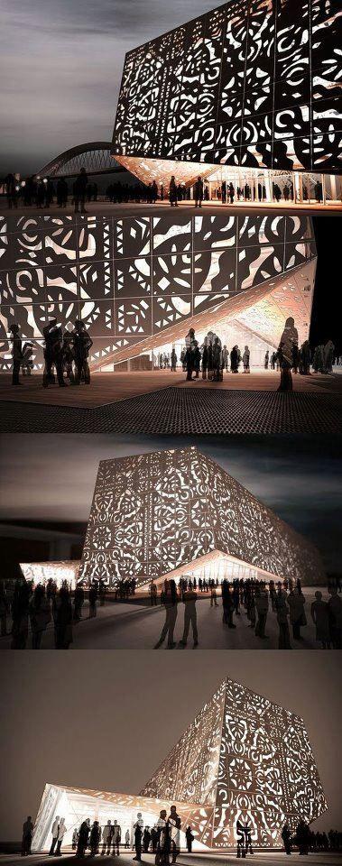 Pavillon polonais à l'EXPO 2010