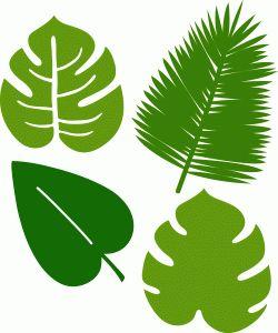 Blätter Formen