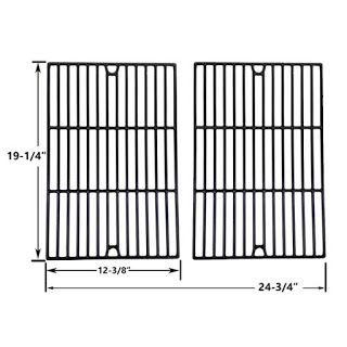 Grillpartszone- Grill Parts Store Canada - Get BBQ Parts,Grill Parts Canada: Patio Chef Porcelain Cast Iron Cooking Grids | Rep...