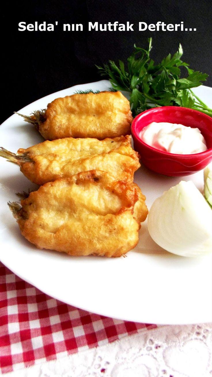 Selda' nın Mutfak Defteri...: Sardalya Tava