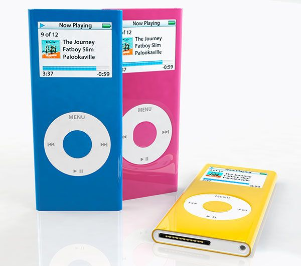 iPod Nanos | Things 2000s Kids Will Be Nostalgic About i have a purple one