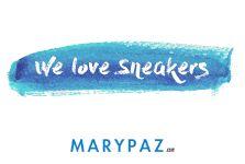 We love Sneakers !  Descubre las deportivas más trendy en nuestra Online Store www.marypaz.com