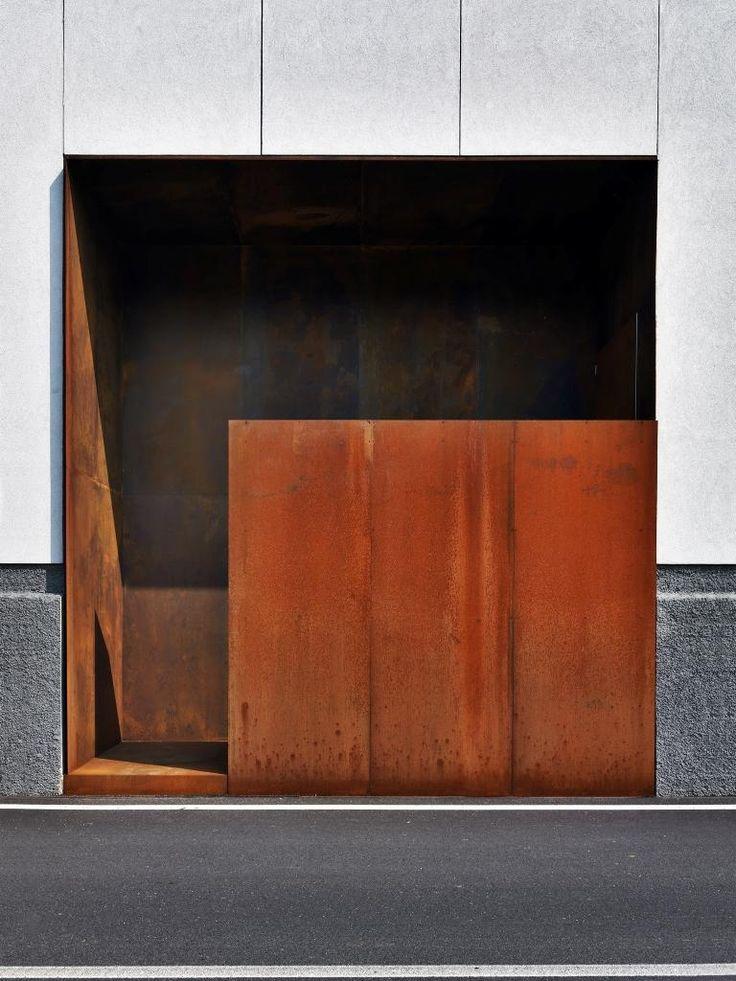 Buratti+Battiston Architects - Project - Industrial building Lamiflex Composites…