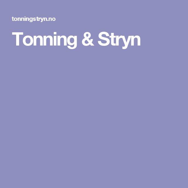 Tonning & Stryn