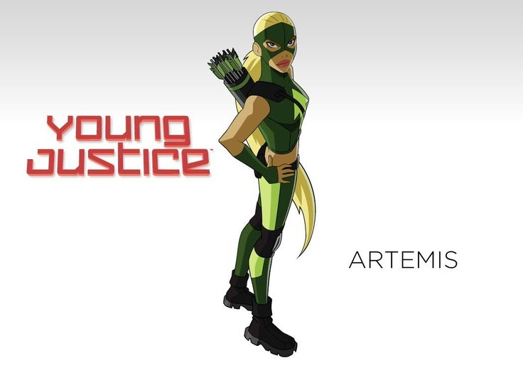 Artemis Tribute: Young Justice Invasion AMV
