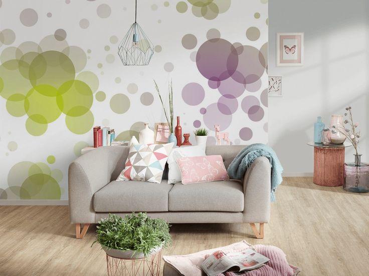 Die besten 25+ Lila tapeten Ideen auf Pinterest Blume iPhone - wohnideen wohnzimmer lila