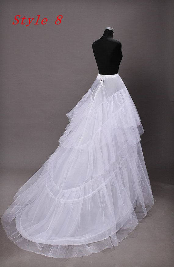 weddingstuff2014.com 2013 Train petticoat wedding petticoat bridal by Bestprom on Etsy, $19.00