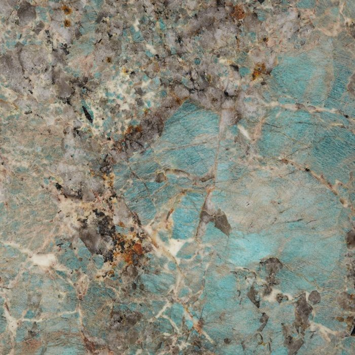 Amazzonite Natural Stone Granite Slab | Arizona Tile