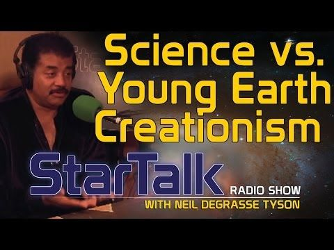 ▶ Neil deGrasse Tyson vs. Young Earth Creationism - YouTube