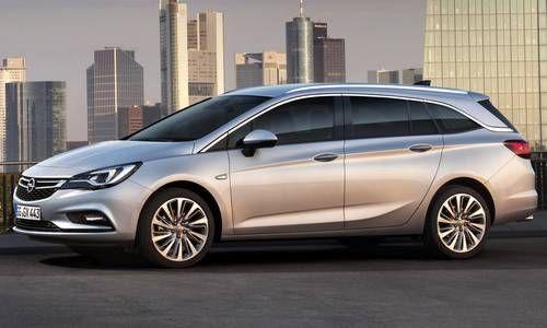 Nuova #Opel #AstraSportsTourer.  La wagon che unisce eleganza e praticità con soluzioni innovative.