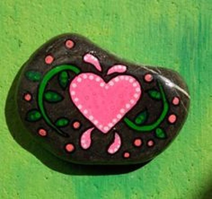 3796 best Ideas for Painted Rocks images on Pinterest   Painted ...