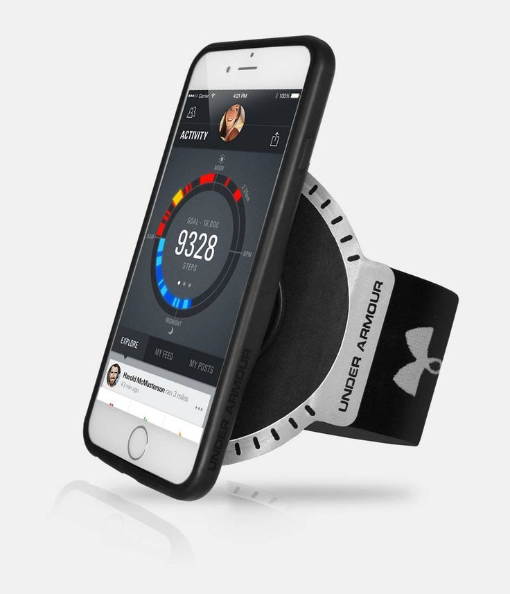 Shop Under Armour for UA iPhone 6 Armband & Case in our Unisex-Adult Misc department.  Free shipping is available in US.