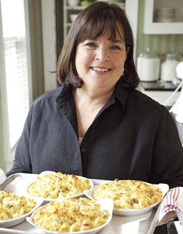 Barefoot Contessa grown up mac and cheese