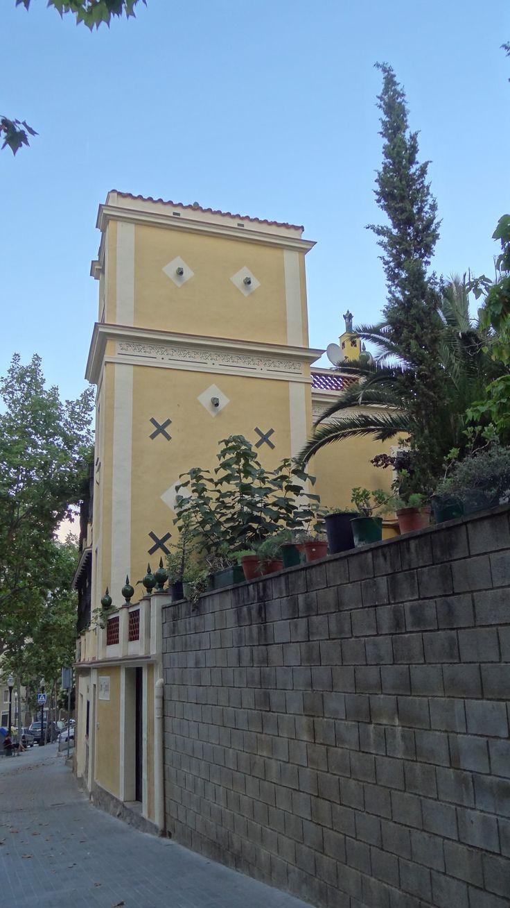 Passeig de l'Exposició, Poble Sec, Barcelona