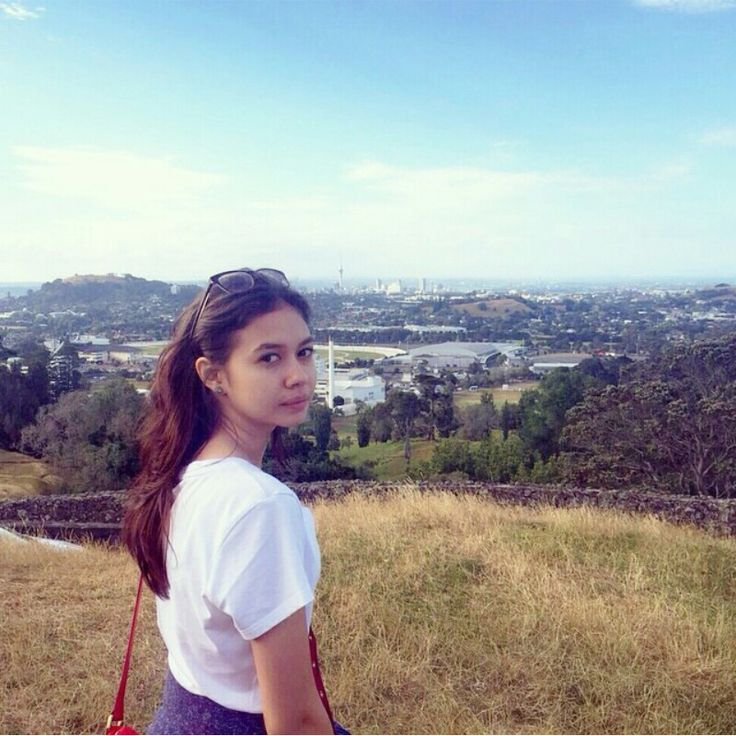 Yuki Kato in New Zealand - shooting This is Cinta