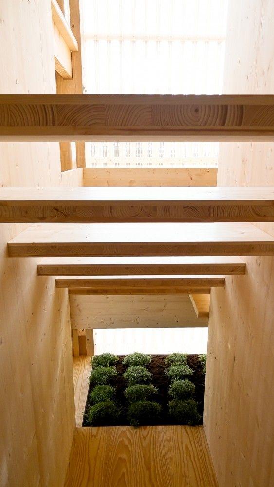 gallery of modular box spss design 14 - Deckideen Fr Modulare Huser