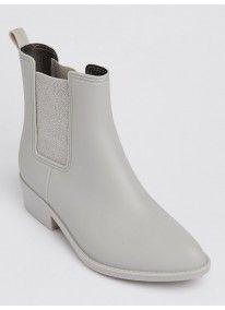 ZOOM | Chelsea Boots Grey