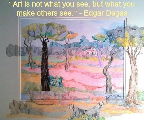 #Art #Quote #EdgarDegas