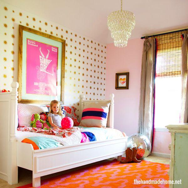 Emerson's big girl room