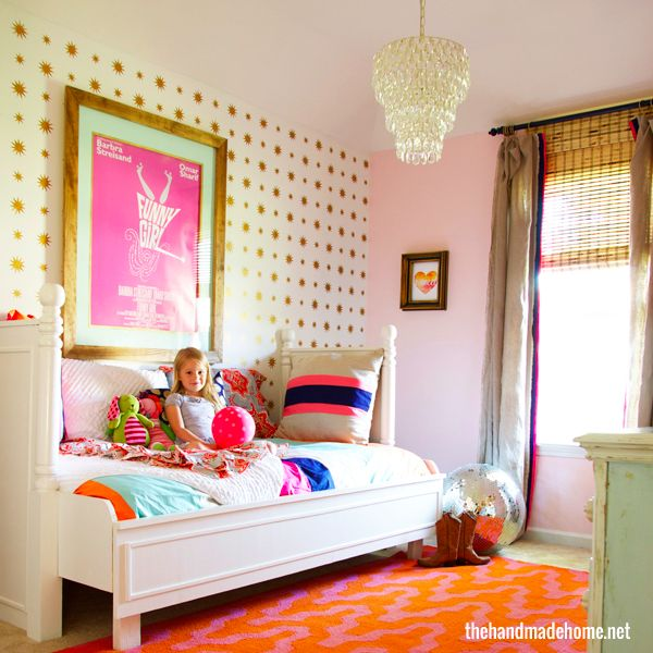 Big Bedroom: 25+ Best Ideas About Girls Room Curtains On Pinterest