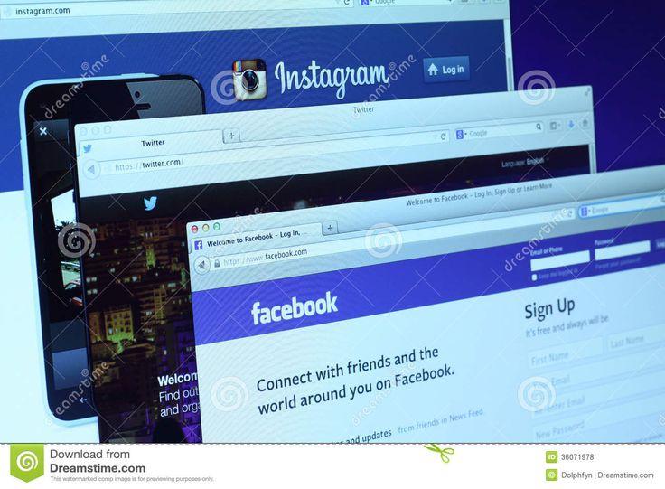Ποιά είναι τα πιο δημοφιλή κοινωνικά δίκτυα