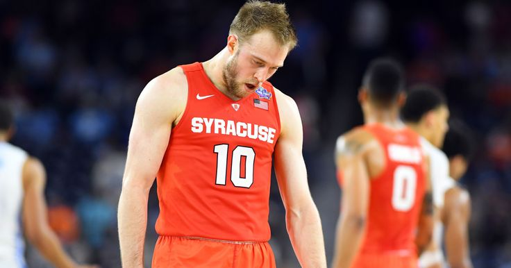 Final Four loss ends college career of Syracuse's Trevor Cooney