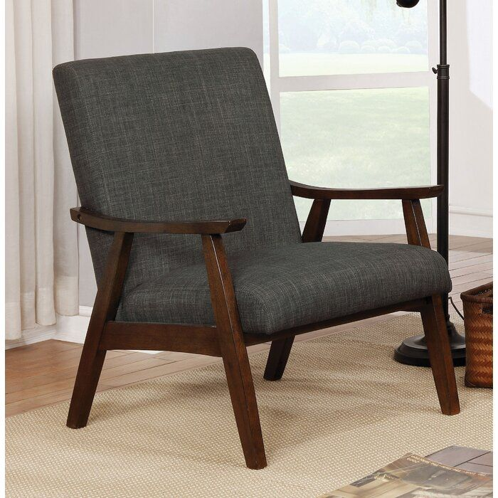 Mousseau Armchair In 2020 Accent Chairs Furniture Of America Upholstered Accent Chairs