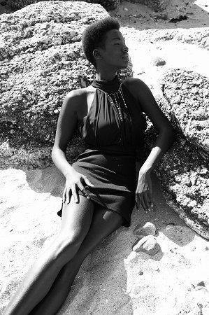 My Booker Management Agency - Ideline Akimana - model and talent portfolios
