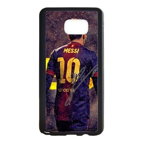 Buy DIY Barcelona Soccer Futsal FC Messi Custom Case Shell Cover for Samsung Galaxy Note5 Case (Laser Technology) NEW for 2.29 USD | Reusell