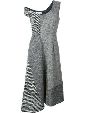 cotton blend tweed dress - Google Search