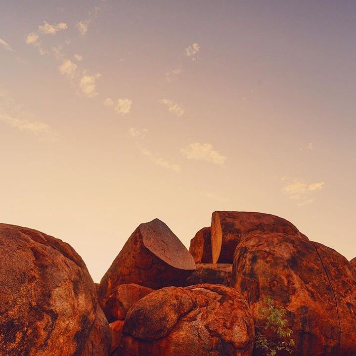 Devils Marbles Conservation Reserve by Jewelszee