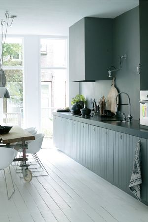 Another kitchen colour palette