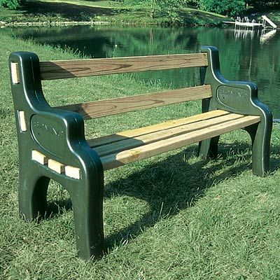 park bench kit  2